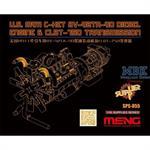 M-911 Diesel Engine & Transmission