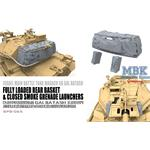 Magach 6B GAL BATASH Fully Loaded Rear Basket