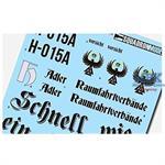 Haunebu II Reichsflugscheibe civil version
