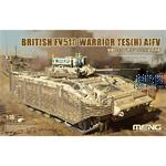 British FV510 Warrior TES(H) AIFV