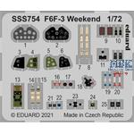 Grumman F6F-3 Hellcat Weekend Edition 1/72