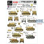 Grille Ausf H Sdkfz 138/1