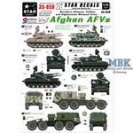 Afghan Tanks
