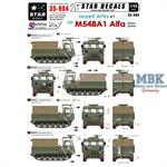 Israeli AFVs #1 M548A1 Alfa