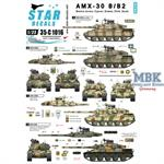 International AMX-30B and AMX-B2