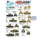Axis & Eastern European Tank Mix 1