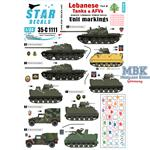 Lebanese Tanks & AFVs 4