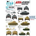 Axis Tank Mix # 2. Romanian tanks.