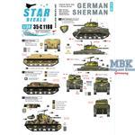 German Sherman.