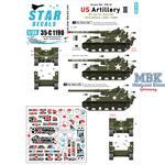 Korean War 1950-53. US Artillery # 2.