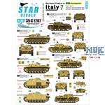 German tanks in Italy # 7. Sturmpanzer