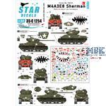 M4A3E8 Sherman # 4