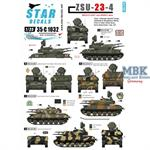 ZSU-23-4 MIDDLE-EAST AND ARABIC WARS