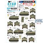 Australia in Vietnam #4 M113A1 with T50 turret.