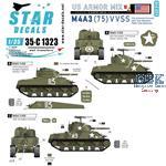 US Armor Mix # 6.