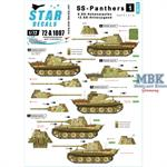 SS-Panthers - 9.SS-Hohenstaufen and 12.SS-HJ