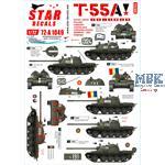 T-55A Cold War
