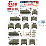 Australia in Vietnam #2 Aussie M113 etc
