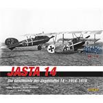 Jasta 14 - Die Geschichte der Jagdstaffel 14