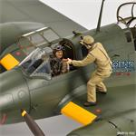 Ki-45 Kai Toryu Flight Assistance set