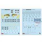 F-4C/J  Phantom Decal Set
