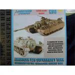 American T28 superheavy Tank