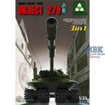Soviet Heavy Tank Object 279 (3in1)