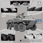 Bundeswehr SpPz 2 Luchs A1/A2 2 in 1