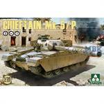 British Main Battle Tank Chieftain Mk.5 /P 2in 1