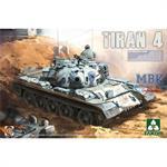 IDF Medium Tank Tiran-4