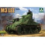 US Medium Tank M3 Lee - early