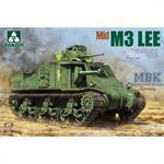 US Medium Tank M3 Lee Mid