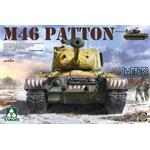 US M-46  PATTON + 1/4 ton UTILITY TRUCK