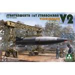 Stratenwerth 16t Strabokran 44/45 + V2 +Vidalwagen