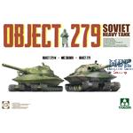 Object 279 Object 279M + NBC Soldier + Object 279