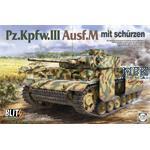 Panzer III Ausf. M mit Schürzen