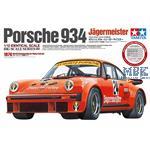 Porsche 934 Jägermeister inkl. Ätzteilen 1:12
