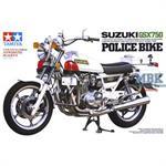 Suzuki GSX 750 Police Bike 1:12