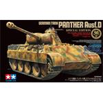 Panther Ausf. D Special Edition 50 Years MM Serie