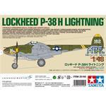 """US P-38H Lighning """" White Box """"  1/48"""