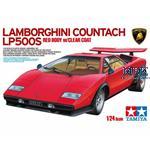 Lamborghini LP500 Rot lackiert 1/24