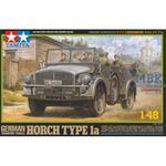 Horch Typ 1a 4x4 mit 6 Figuren
