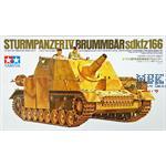 Brumbär - Sd Kfz 166  Sturmpanzer IV