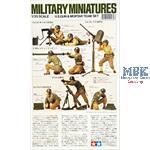 US Gun & Mortar Team
