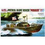 US Navy Patrol Boat Pibber