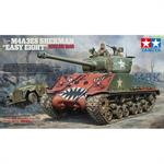 US M4A3E8 Sherman Easy Eight Korea + GAZ67B