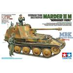German Tank Destroyer Marder III M Normandy Front