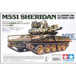 US M551 Sheridan Vietnam