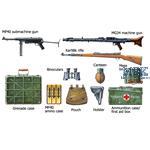 German Infantry Set - Mid War WWII