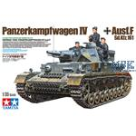 Panzer IV Ausf.F - 75mm L/24 - Sd.Kfz.161